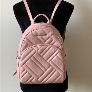 STUNNING blush pink  Michael Kors back pack